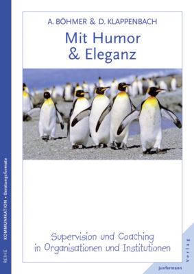 Humor und Eleganz: Buchcover mit Pinguinen