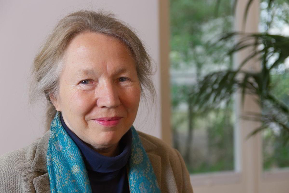 Portrait Prof. Dr. Anne Grohn, Professorin für Psychologie