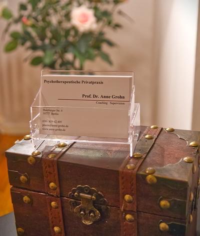 Visititenkartenbox